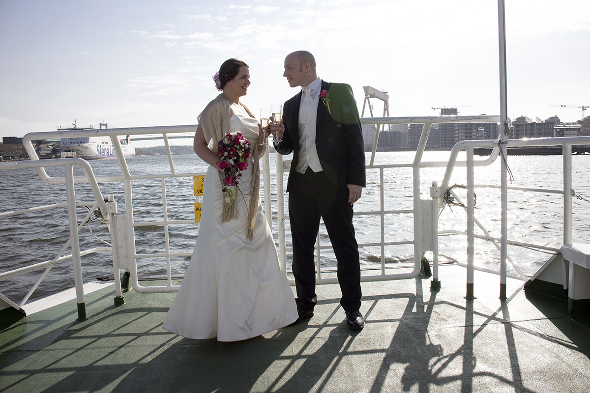 Josefine & Magnus Alvunger