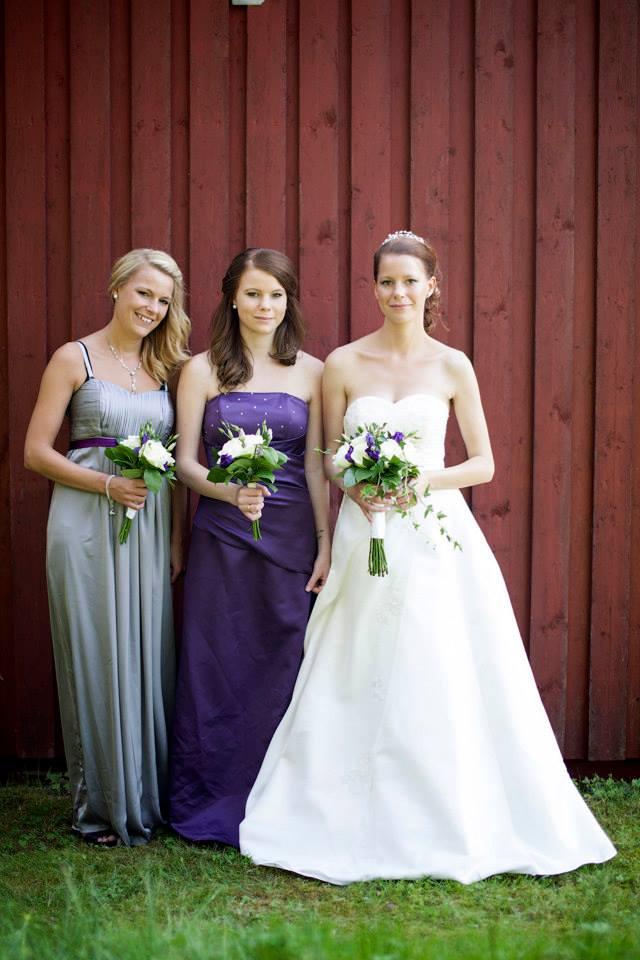 Sarah, Jessica & Sandra
