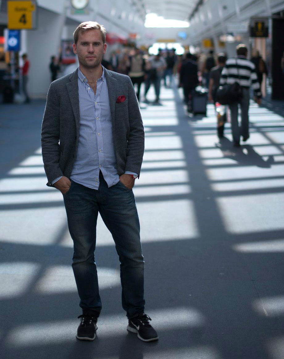 Daniel Gustavsson Swese